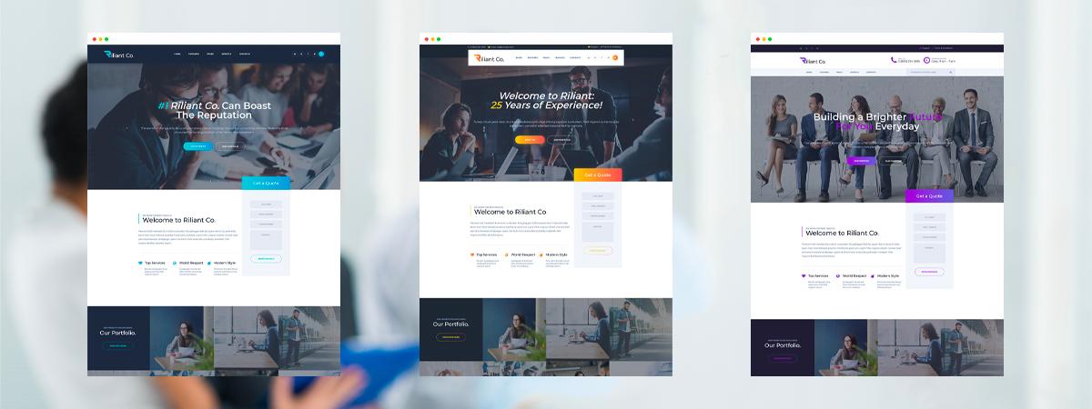 Thiết kế websiet theo yêu cầu giúp tạo dấu ấn riêng cho doanh nghiệp của bạn