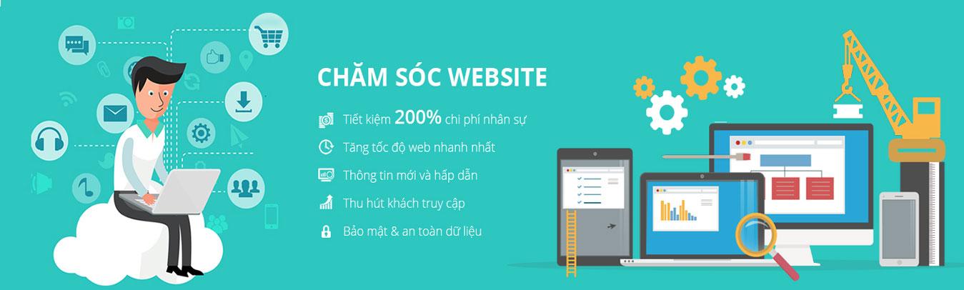 Dịch vụ quản trị website tại Thanh Hoá