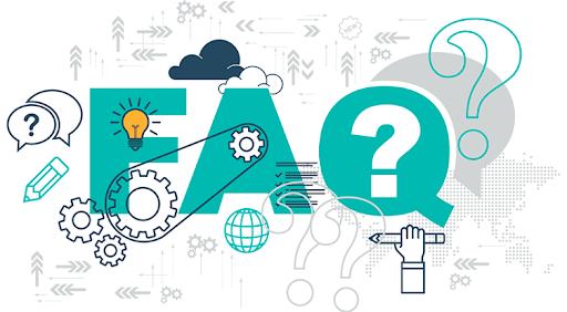 Câu hỏi thường gặp khi thiết kế trang website