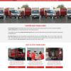 Thiết kế mẫu website chuyển nhà trọn gói