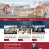 Mẫu website dịch vụ chuyển nhà